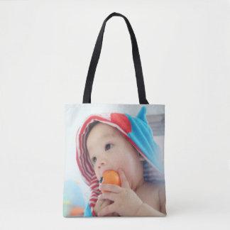 Kundenspezifisches Foto Tasche