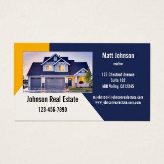 Kundenspezifisches Foto-wirkliche Visitenkarte