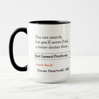 Kundenspezifisches Geschenk für General Practioner Tasse