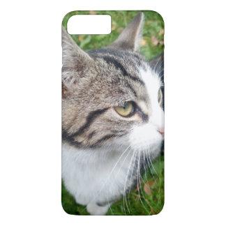 Kundenspezifisches Haustiertierbild oder iPhone 8 Plus/7 Plus Hülle
