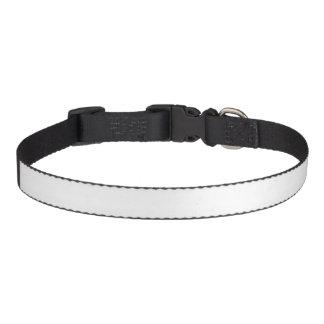 Kundenspezifisches Hundehalsband-Medium Leine