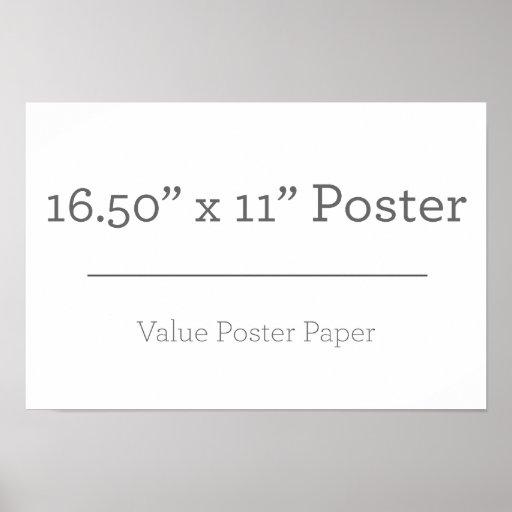 XS (41.91cm x 27.94cm), Hochwertiges Poster-Papier (Matt)