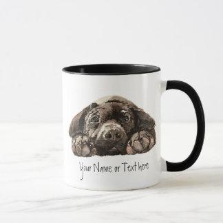 Kundenspezifisches Labrador retriever - Tasse