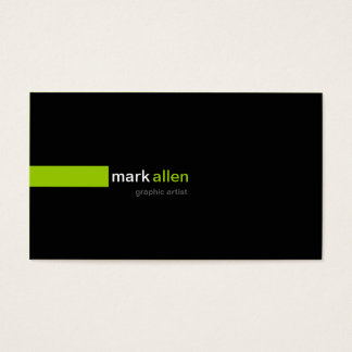 Kundenspezifisches modernes 519b visitenkarten