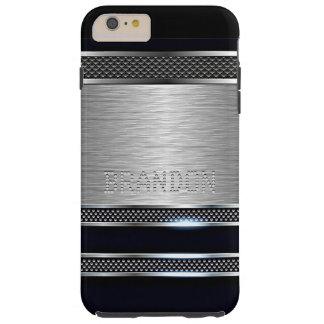 Kundenspezifisches modernes Imitat-glänzendes Tough iPhone 6 Plus Hülle