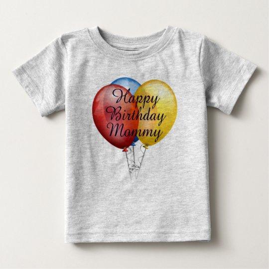 Kundenspezifisches niedliches alles- Gute zum Baby T-shirt