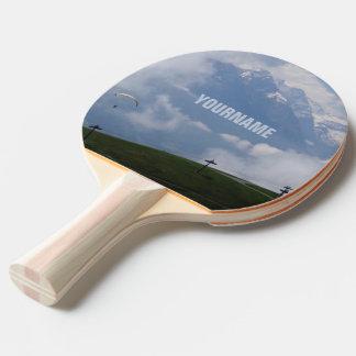 Kundenspezifisches Paddel pong Klingeln der Tischtennis Schläger