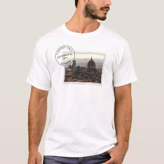 Kundenspezifisches Reise-Bestimmungsort-Memento T-Shirt