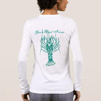 Kundenspezifisches stacheliges langarm T-Shirt