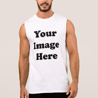 Kundenspezifisches T-Stück Ärmelloses Shirt