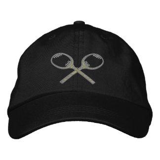 Kundenspezifisches Tennis gestickter Hut