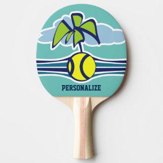 Kundenspezifisches Wasserball-Tischtennis-Klingeln Tischtennis Schläger