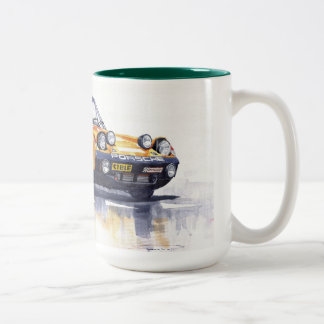 Kundgebung Porsche 914-6 GT Tee Tassen