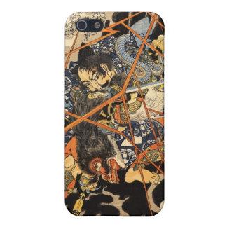 Kuniyochi - Samurai-Krieger Schutzhülle Fürs iPhone 5