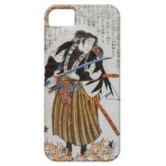 Kuniyoshi ronin Puzzlespiel Fuwa Katsuemon Etui Fürs iPhone 5
