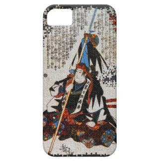 Kuniyoshi ronin Puzzlespiel Oishi Tikara Yoshikane iPhone 5 Etui