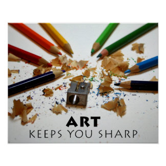 Art Keeps You Sharp