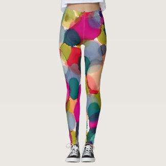 Kunst Carolyn Joe Athleisure Gamaschen Leggings