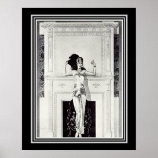 Kunst-Deko-Anzeigen-Plakat 16 x 20 Coless Phillips Poster
