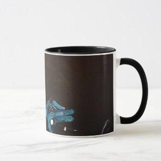 Kunst durch Brocky Gewohnheit 325 ml-Wecker-Tasse Tasse