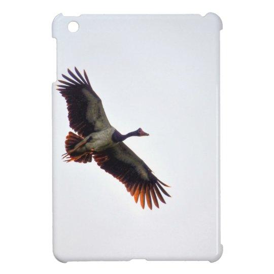 KUNST-EFFEKTE ELSTER-GANS-QUEENSLANDS AUSTRALIEN iPad MINI HÜLLE