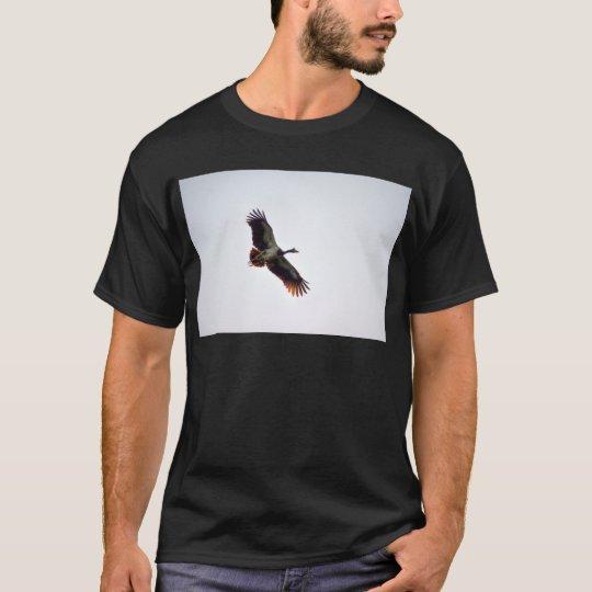 KUNST-EFFEKTE ELSTER-GANS-QUEENSLANDS AUSTRALIEN T-Shirt