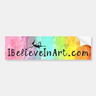 Art Fairy: IBelieveInArt.com Promotional
