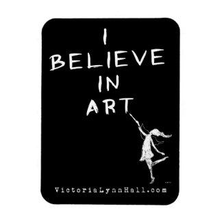 Kunst-Fee: Ich glaube an Kunst-fördernden Wert Magnet