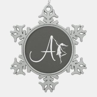 Kunst-Fee-Initiale: A