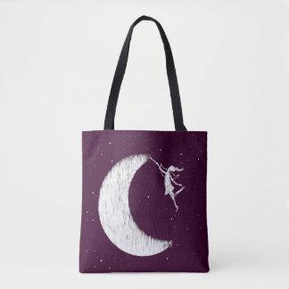 Art Fairy: Paint The Moon (Purple)