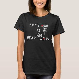 Art Fairies: Art Work Is Heart Work Dark