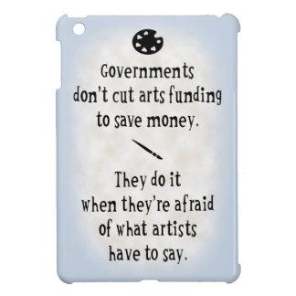 Kunst-Finanzierung iPad Mini Hülle