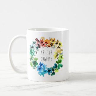 Kunst für Wohltätigkeit-Tasse Kaffeetasse