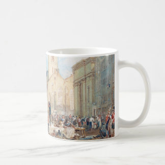 Kunst Hautpstraße-Edinburghs Joseph William Turner Kaffeetasse
