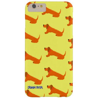 Kunst iPhone 6 Plusfall: Wurst-Hund Barely There iPhone 6 Plus Hülle