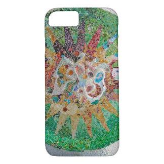 Kunst Nouveau Gaudi Mosaik iPhone 8/7 Hülle