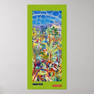 Kunst-Plakat: Limoner Maler von Eden Poster