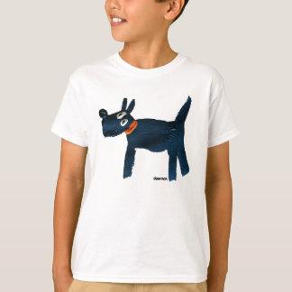Kunst-Spitze: Bella Scotty T-Shirt