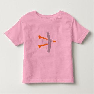 Kunst-T - Shirt: Klassische Seemöwe Kleinkind T-shirt