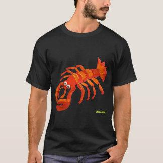 Kunst-T - Shirt: Kornischer Hummer T-Shirt