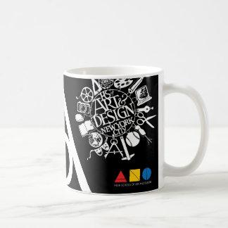 Kunst- u. Entwurfsschüler Tasse