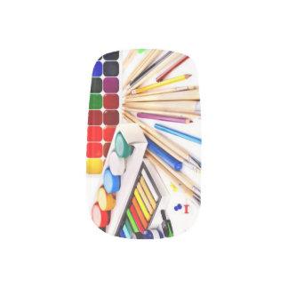 Kunst-Versorgungen Minx Nagelkunst