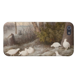 Kunst Von Wrights iPhone Fall iPhone 5 Cover