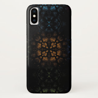 Kunstleopardtierpelzhaut iPhone X Hülle