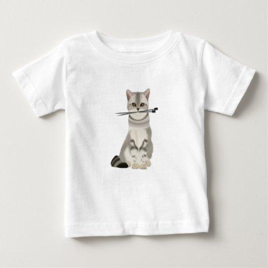 Künstler am Herzen - Baby-T - Shirt