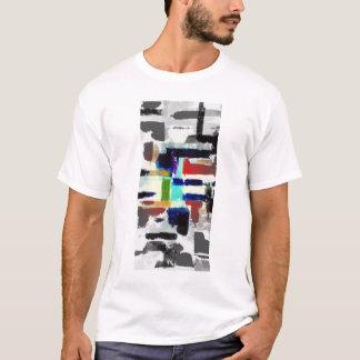 Künstler-T - Shirtsommert-stück abstrakter T-Shirt