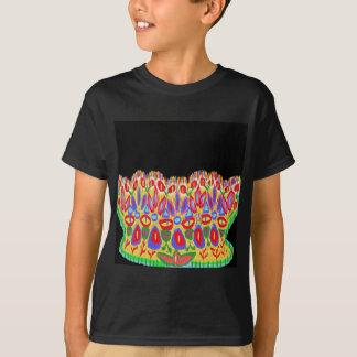 Künstlerische Kronen-Shirts T-Shirt