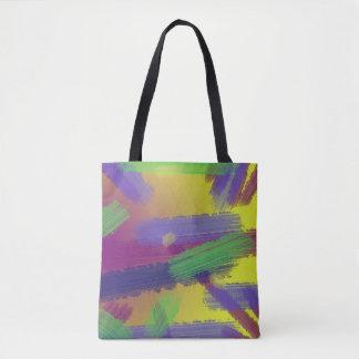 Künstlerische Tasche