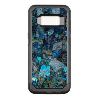 Künstlerischer abstrakter Kasten der OtterBox Commuter Samsung Galaxy S8 Hülle