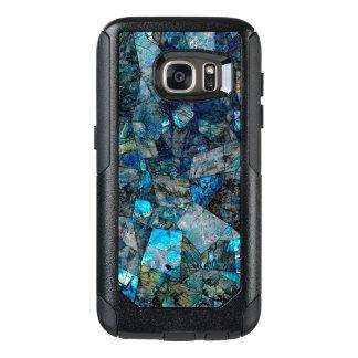 Künstlerischer abstrakter Kasten der OtterBox Samsung Galaxy S7 Hülle
